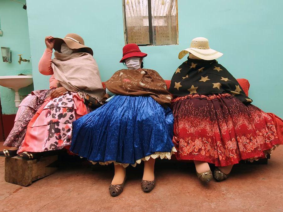 La Paz, Bolivia (REUTERS/Monica Machicao)