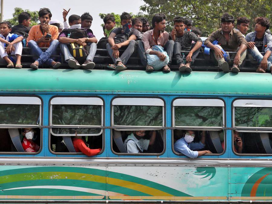 Calcutta, India (REUTERS/Rupak De Chowdhuri )Y