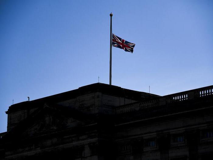 Il Regno Unito si ferma per l'addio al Principe Filippo