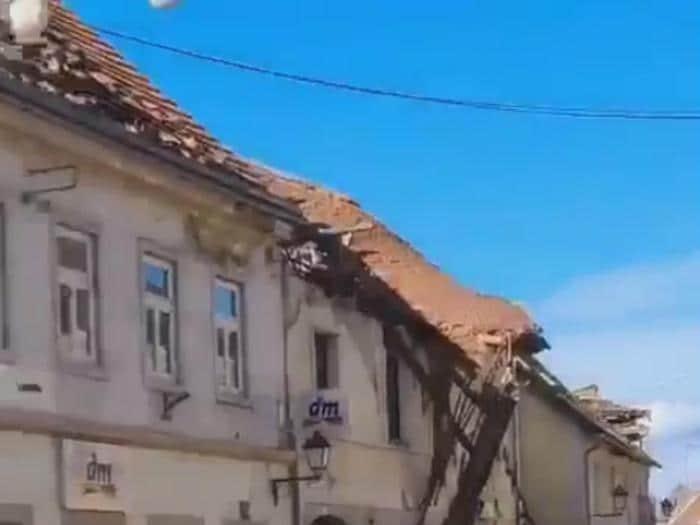 Il terremoto più forte mai registrato in Croazia: 6,3 della scala Richter
