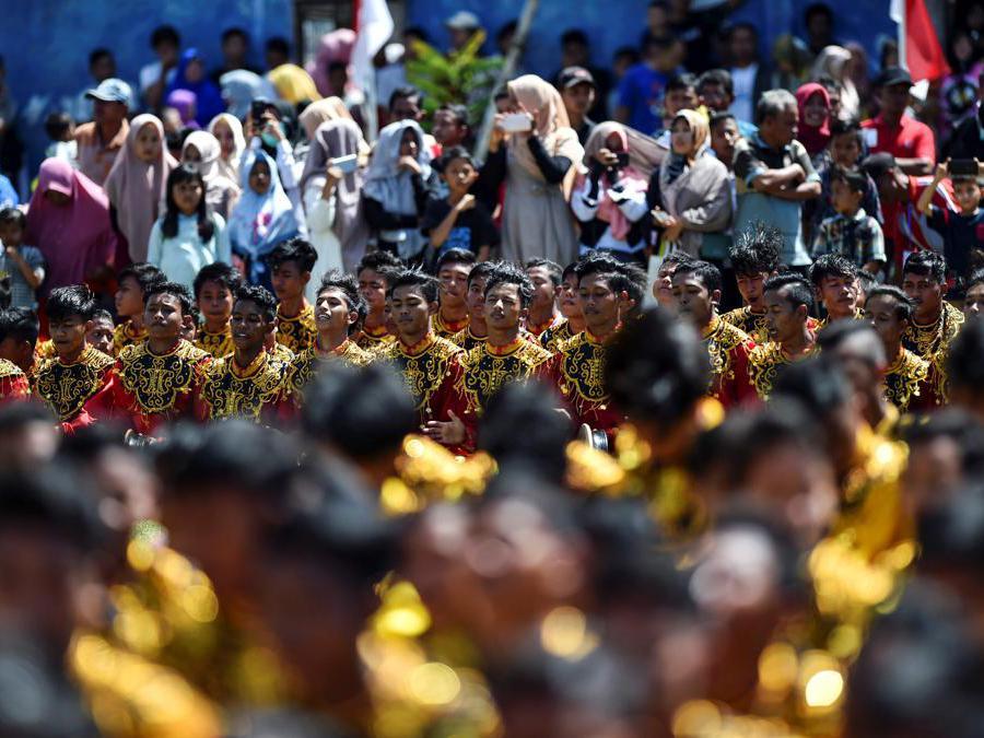 (Photo by CHAIDEER MAHYUDDIN / AFP)
