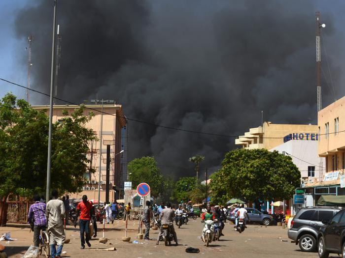 L'escalation del terrore in Burkina Faso