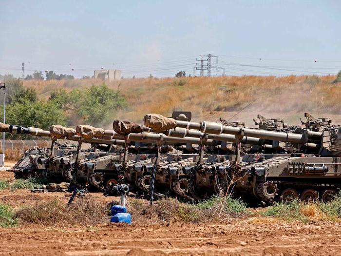 L'offensiva di Israele