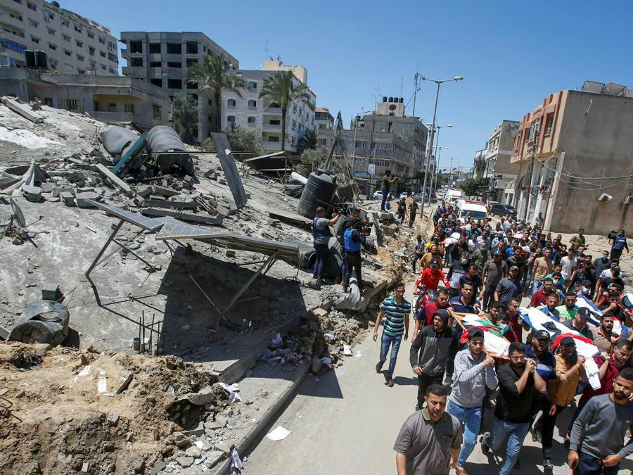 (Reuters/Mohammed Salem)