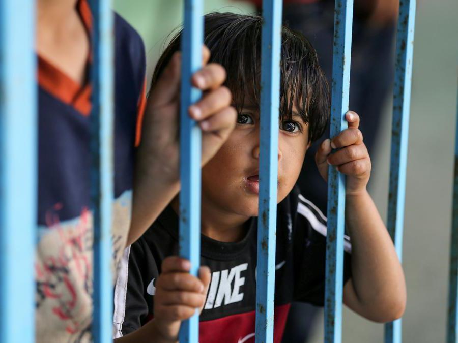 (Reuters/Ibraheem Abu Mustafa)
