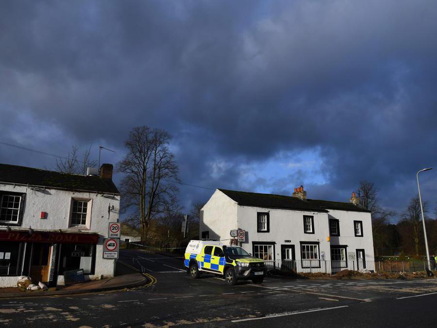 Appleby, Gran Bretagna. (Photo by Paul Ellis / AFP)