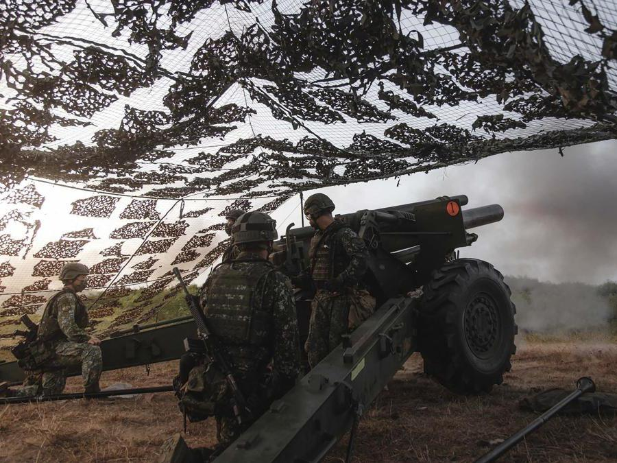 (Military News Agency via AP)