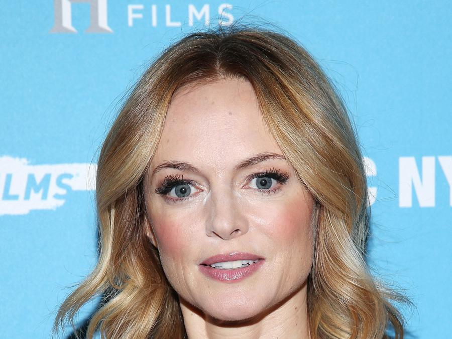 Heather Graham (Afp)