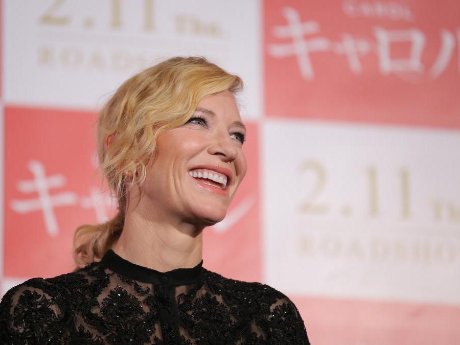 Cate Blanchett (Afp)