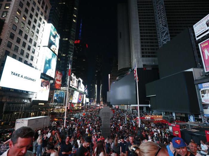 Manhattan al buio per ore, paura nella metro