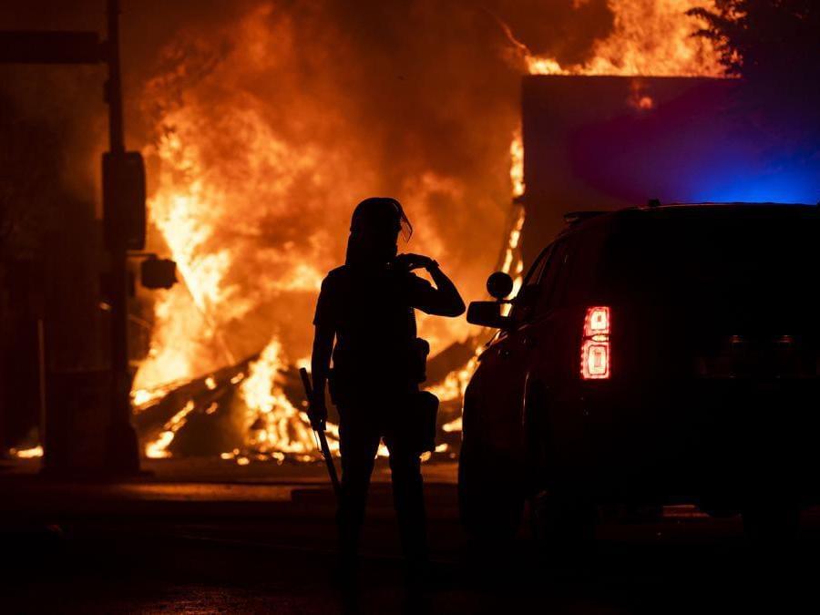 (Stephen Maturen/Getty Images/AFP)