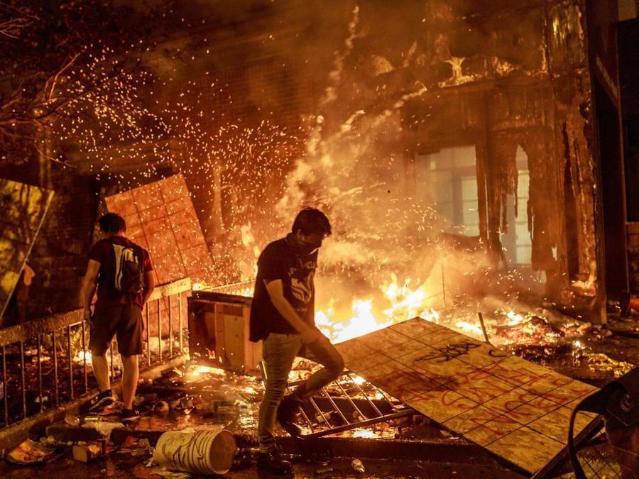 (Photo by Kerem Yucel / AFP)