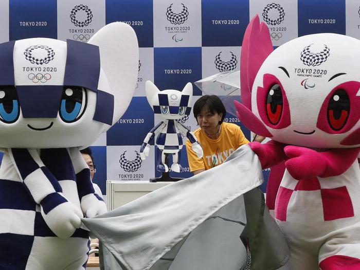 Olimpiadi: ecco il robot mascotte di Tokyo 2020