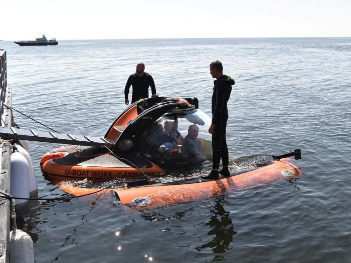 Putin e il sottomarino affondato nel 1942