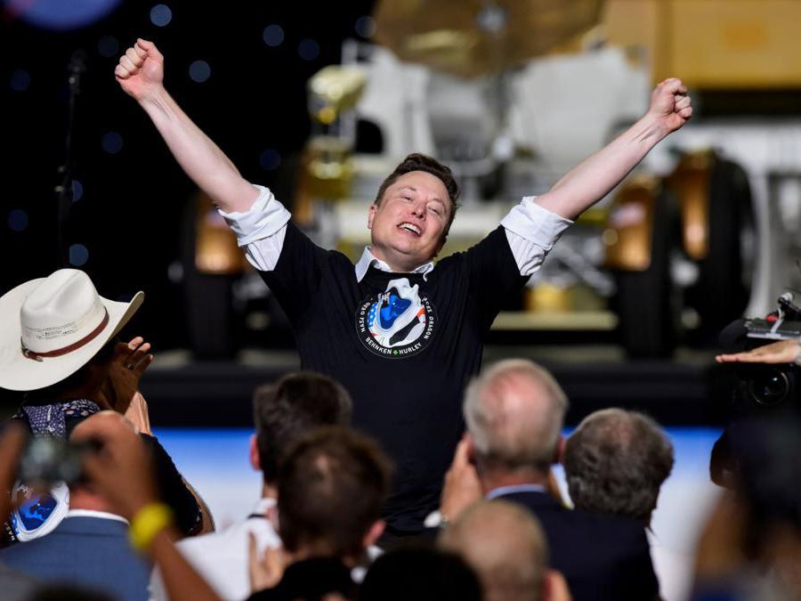 Elon Musk. (Reuters/Steve Nesius)