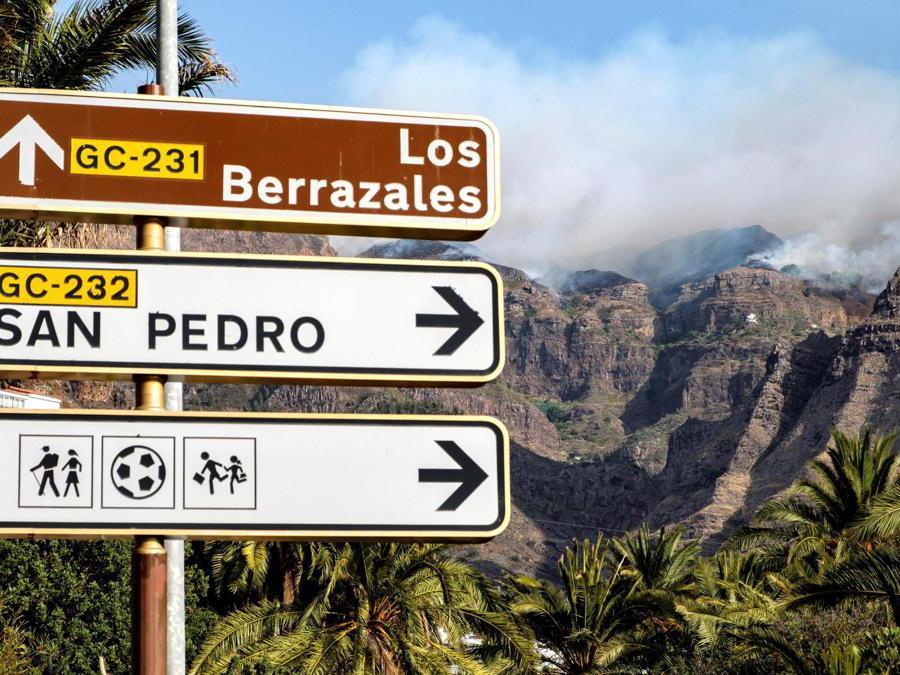 Agaete, Gran Canaria (Epa)