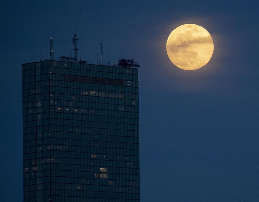 Boston, Massachusetts, USA. (Epa/CJ GUNTHER)