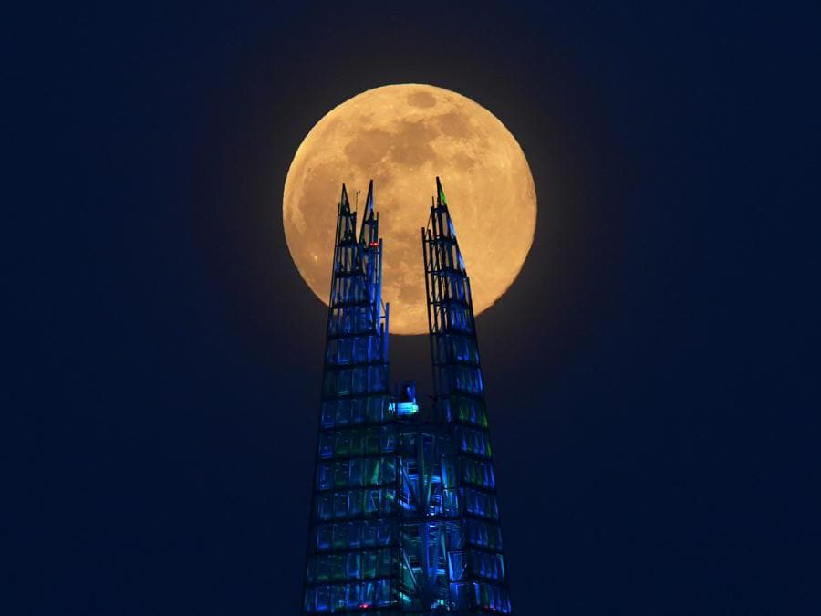 Londra, Gran Bretagna. (Reuters/Dylan Martinez)