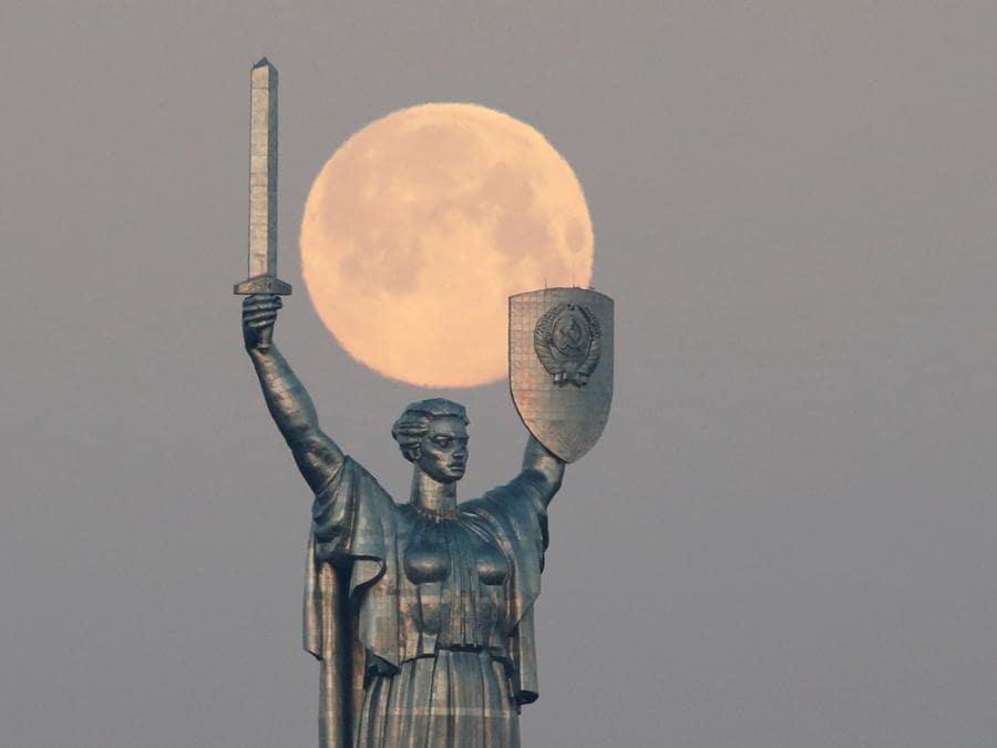 Kiev, Ucraina. (Reuters / Valentyn Ogirenko)