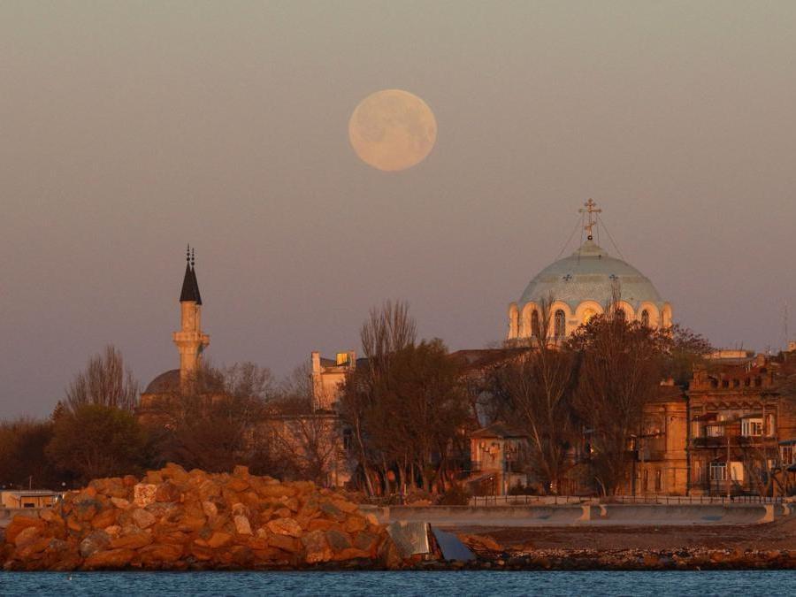 Crimea. (Reuters / Alexey Pavlishak)