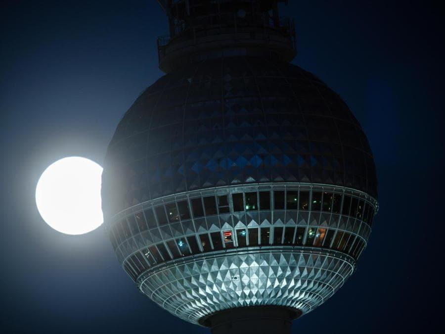 Berlino, Germania. (Epa /Clemens Bilan)