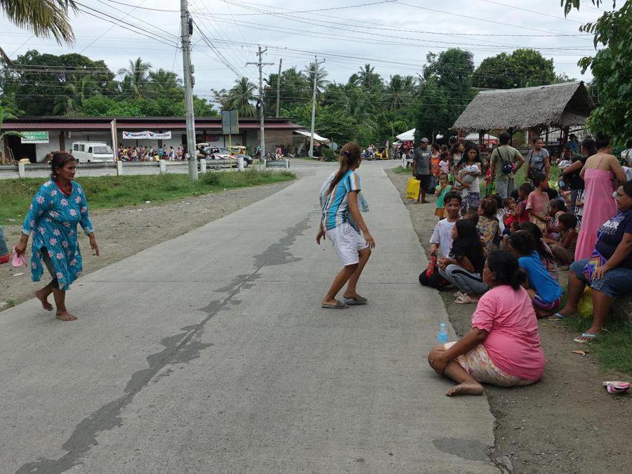 Padada, Davao Del Sur, Filippine(Epa)
