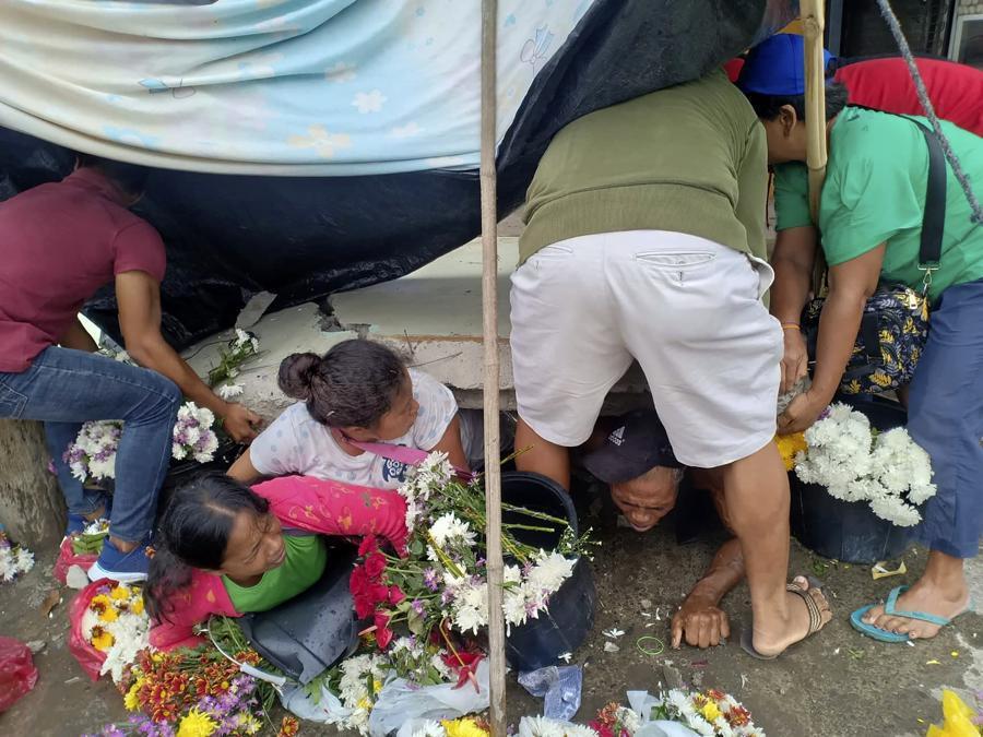 Padada, Davao Del Sur, Filippine(Ansa/Ap)