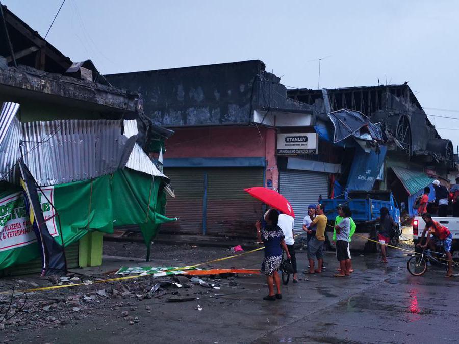 Padada, Davao Del Sur, Filippine(Afp)