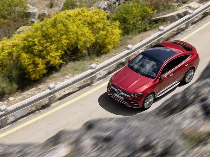 Mercedes GLE Coupé, svelata la seconda generazione