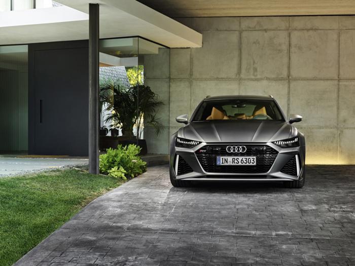 Audi RS6 Avant, le foto della nuova generazione