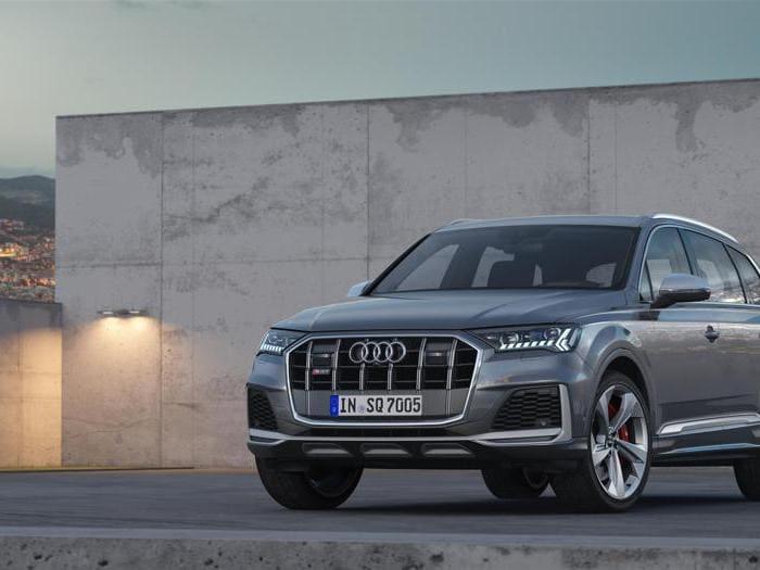 Audi SQ7 TDI, arriva la nuova versione biturbodiesel da 435 cavalli