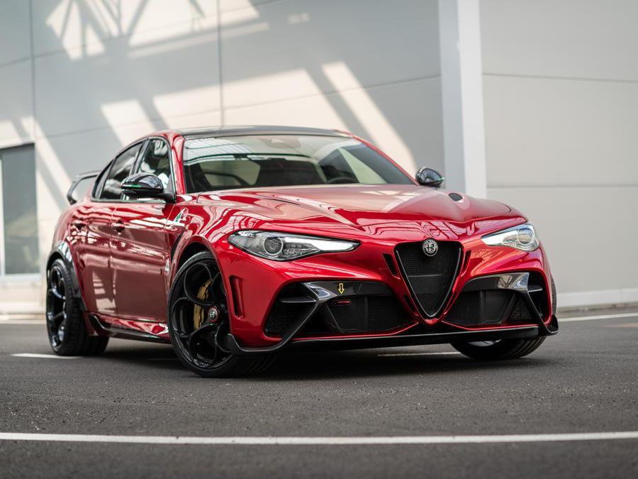 Alfa Romeo. la nuova Gta