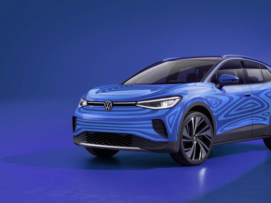 Volkswagen, ID 4