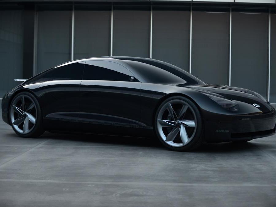 Hyundai, la concept car Prophecy