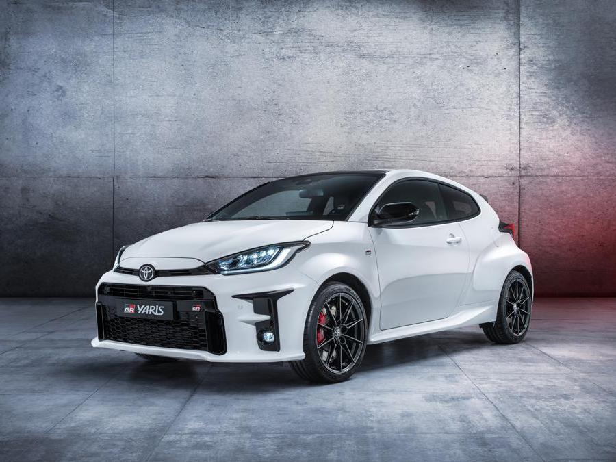 Toyota, Yaris GR
