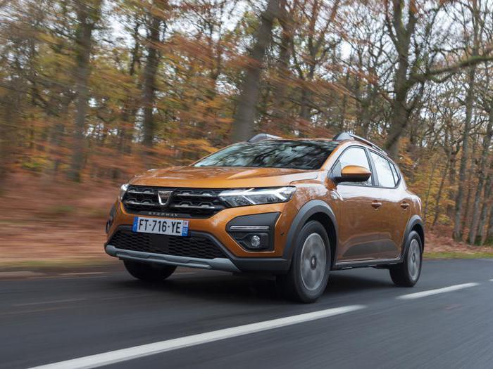 Dacia Sandero 2021, tutte le foto