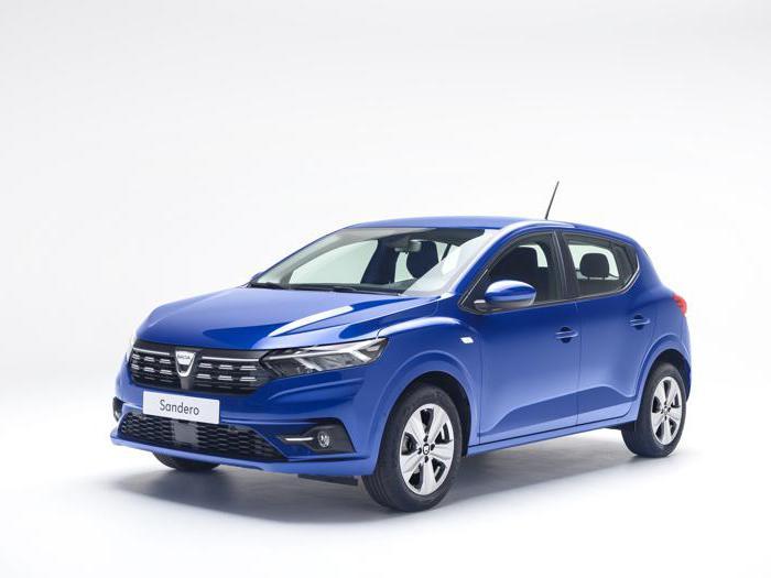 Dacia Sandero, tutte le foto della nuova generazione
