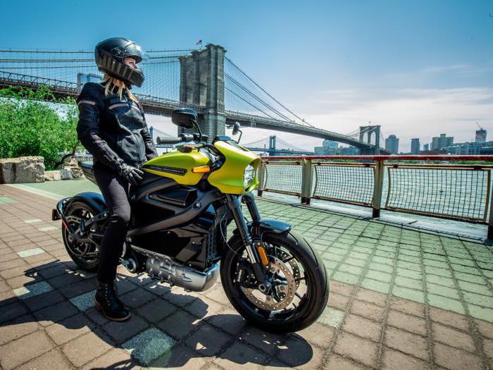 Harley-Davidson LiveWire, le foto della moto elettrica americana