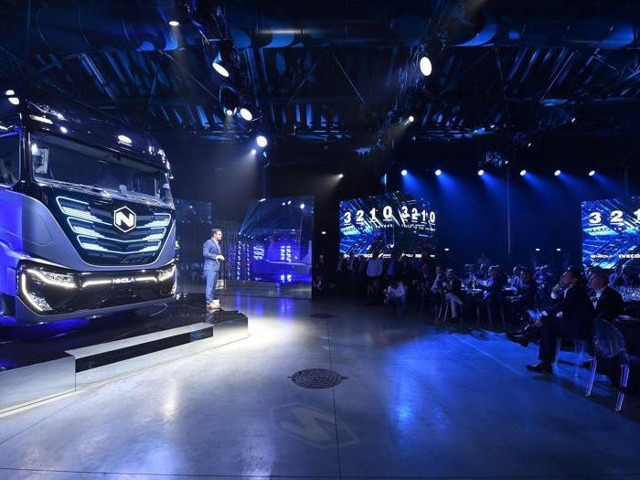 Iveco Nikola Tre, il camion a emissioni zero a idrogeno o a ioni di litio