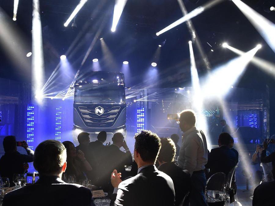 Serata di presentazione dei nuovi veicoli elettrici presso le OGR, Torino, 2 Dicembre 2019 ANSA/ ALESSANDRO DI MARCO