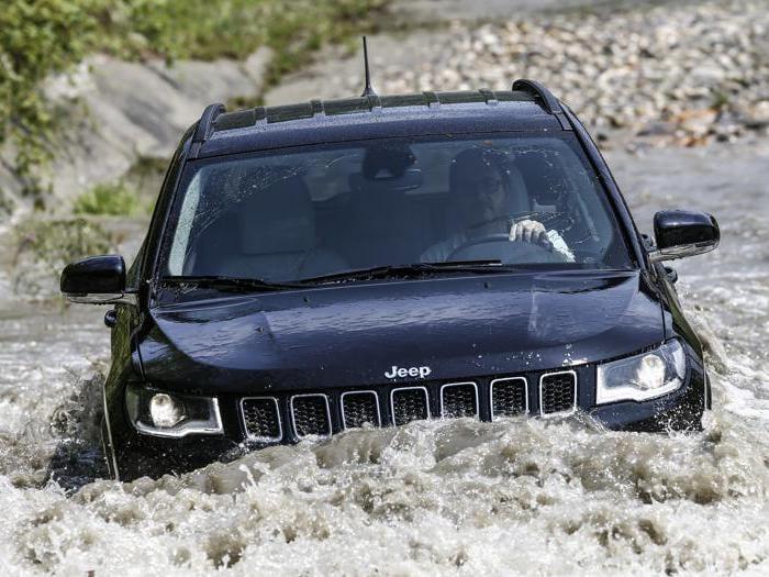 Jeep Compass e Renegade 4xe, le foto della prova