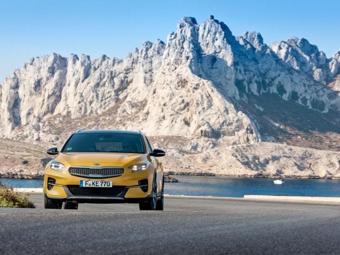 Kia XCeed: la prova su strada del nuovo suv coupé