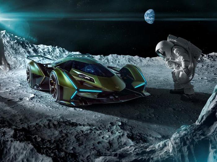 Lamborghini V12 Vision Gran Turismo, la supercar che nasce dai videogame