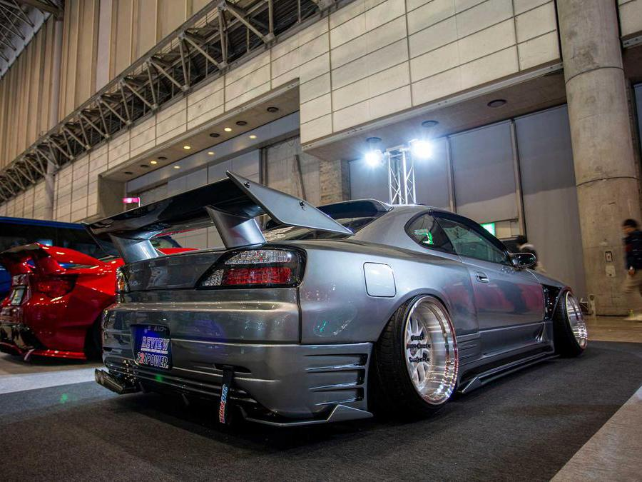 Power Nissan Silvia