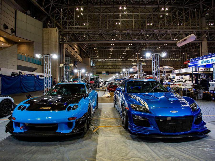 Mazda RX-7 e RX-8