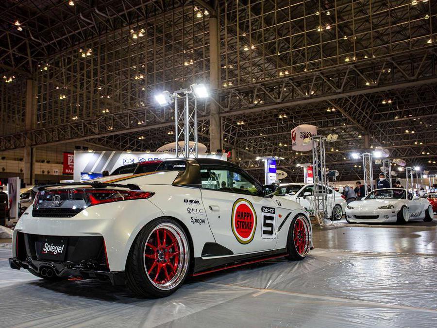 Spiegel  Honda s660