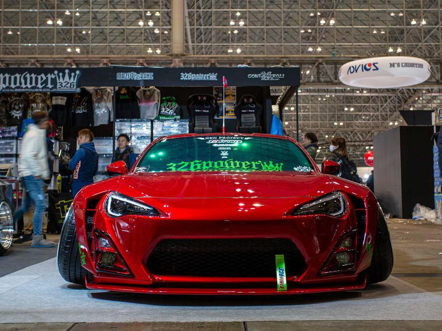 Widebody Toyota GT86