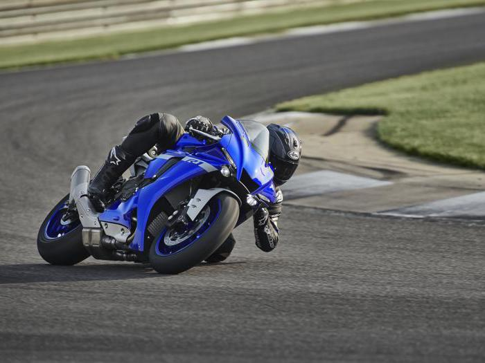 Le nuove Supersport Yamaha YZF-R1 e YZF-R1M 2020