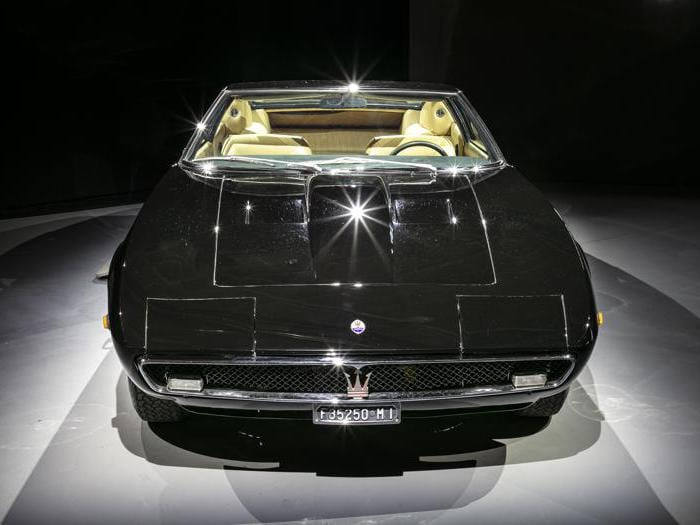 Maserati Classiche, le foto del nuovo programma dedicato alle storiche