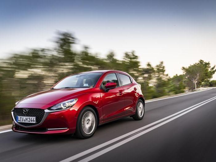 Mazda 2, tutte le foto del restyling